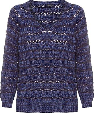 Le Lis Blanc Deux Blusa Tricot Dark Le Lis Blanc - Azul