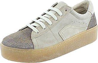 Leder Sneaker in Beige  Shoppe jetzt bis zu −25%   Stylight 76b1d92054