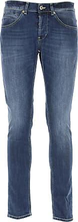 Dondup Jeans On Sale in Outlet, Denim Blue, Cotton, 2019, 29 31 33 34 38