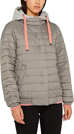 EDC by Esprit Womens 129cc1g010 Jacket, Grey (Grey 5 034), Medium