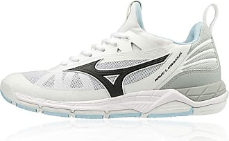 new style 809e2 0035f Mizuno Wave Luminous Womens Indoor Court Shoes - SS19-6 White