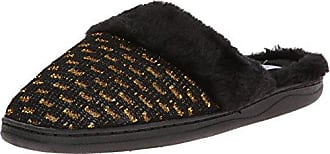Gold Toe Womens Glitter, Black Small/6-7 M US