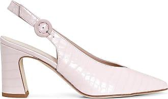 PINK Slingback pumps with cut-out  Dolce & Gabbana  Pumps - Sko Til Dame