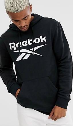 Reebok Rc Zip Hoodie Sweatshirt Homme, Multicolore (brgrin), M