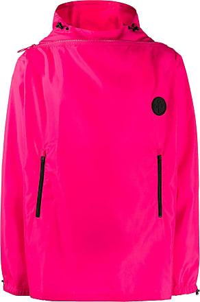 Off-white Packaway rain jacket - Rosa