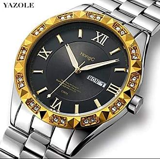 Yazole Relógio Premium Yazole ZC0804 HongC À prova dÁgua (1)