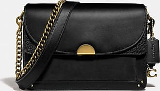 Coach Dreamer Shoulder Bag in Black