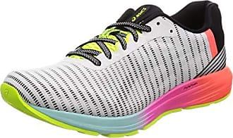 Patriot 10 sp print donna asics, scarpe running per bianco