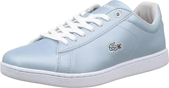 a6432f624420b Lacoste Sport Womens Carnaby Evo 317 4 Bass Trainers