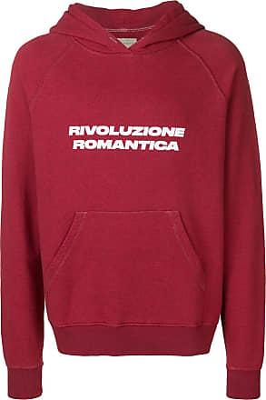 Paura Moletom com estampa Revolucione Romantica - Vermelho