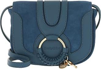 See By Chloé Cross Body Bags - Hana Mini Bag Dark Navy - blue - Cross Body Bags for ladies