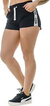 Shatark Shorts De Moletom Target - Preto (G)