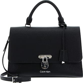 Calvin Klein Womens DRESSED BUSINESS, BLACK, OS Tote