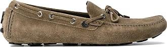 Moncler Sapato de couro - Verde