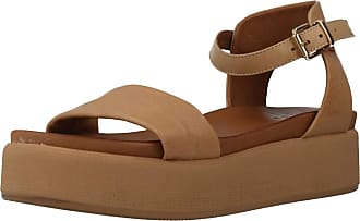 Inuovo Women Sandals and Slippers Women 484003I Brown 5.5 UK