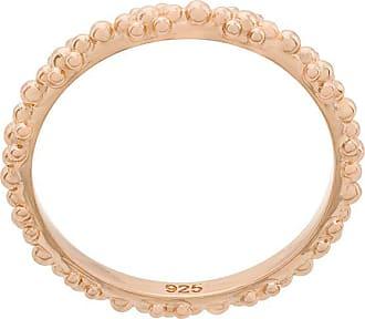 Astley Clarke mille beaded ring - Metallic