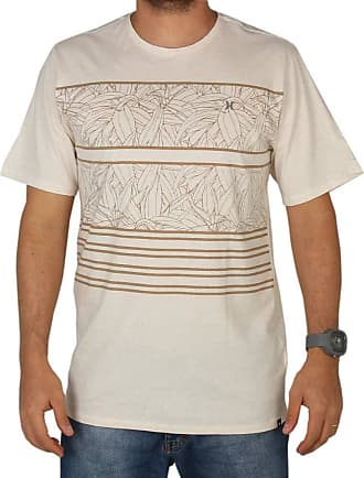 Hurley Camiseta Especial Hurley Duna - Creme - GG