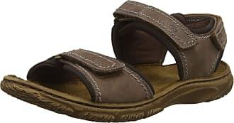Josef Seibel Mens Carlo 06 Sling Back Sandals, Brown (Brasil 310), 9.5 UK