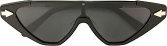 Karen Walker Hallelujah shield sunglasses - Black