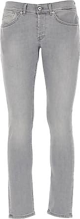 Dondup Jeans On Sale, Grey, Cotton, 2019, 30 31 32 33 34 35 36 38