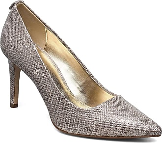 Michael Kors Dorothy Flex Pump Shoes Heels Pumps Classic Guld Michael Kors Shoes