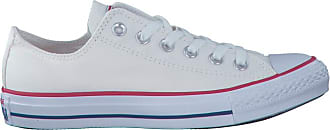 Converse Witte Converse Sneakers Chuck Taylor All Star Ox Dames