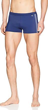 Schiesser Mens Bade-Retro Shorts, Blue (Navy 815), XXX-Large