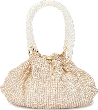 0711 sparkly Shu tote - GOLD