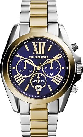 Michael Kors MK5976 Bradshaw Ladies Watch Silver/Gold