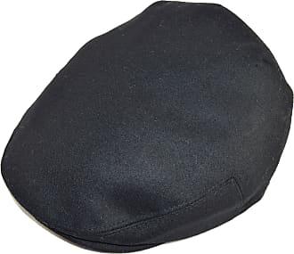 GFM Hats Wool Blended High Quality Flat Cap hat (FC-PLNKL), 57 cm)