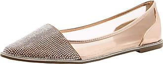 Saute Styles Ladies Womens Flats Casual Party Office Summer Diamante Loafers Pumps Shoes Size 7