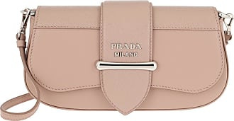 Prada Cross Body Bags - Sidonie Crossbody Bag Leather Cipria - rose - Cross Body Bags for ladies