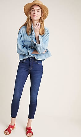 Pilcro Pilcro High-Rise Skinny Ankle Jeans