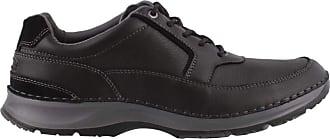 Rockport RSL Five MOC UBAL Shoes Black Size: 8.5 UK