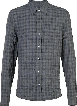 Odin Camisa xadrez - Cinza