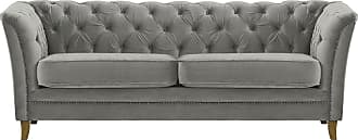 SLF24 Karin 3 Seater Sofa-Velluto 15