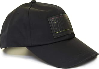 Calvin Klein Jeans Mens CKJ Nylon Utility Cap Baseball, Black (Black Bds), One Size (Size:OS)