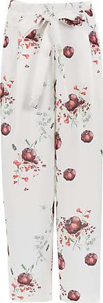 OLYMPIAH Culottes mit Print - Weiß
