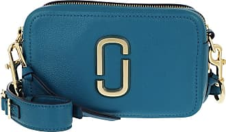 Marc Jacobs Cross Body Bags - The Softshot 21 Crossbody Bag Blue Monday - blue - Cross Body Bags for ladies