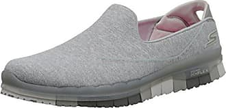 Skechers Matrixx Slipper Grau Größe 40 Farbe: Charcoal