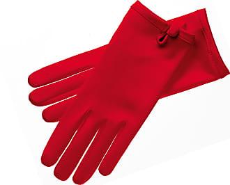Roeckl Shiny Satin kurz glänzendes Satin - red - OneSize