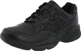 Propét Propet Men Stability Walker Sneaker, Black, 9 N US