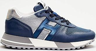 Hogan sneakers fondo running - blu