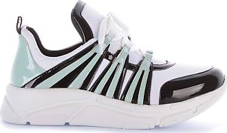 Di Valentini Tênis Runner Sneaker 591-05183 Verniz Verde Verde Claro - 35