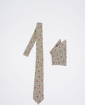Corneliani CC COLLECTION Cotton Floral Tie size Unica
