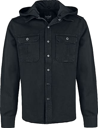 huge discount 8cd70 644a5 Langarmhemden in Schwarz: 2207 Produkte bis zu −65% | Stylight