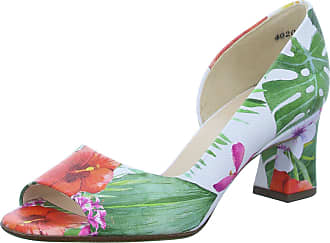 Peter Kaiser Elana Side Out Tropical Print Court Shoe 6.5 Multicoloured