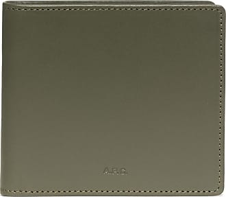 A.P.C. Aly Wallet - Military Khaki