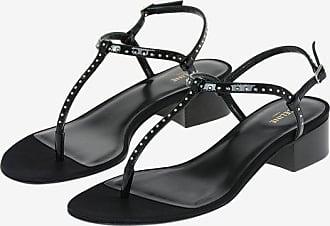 Celine Studded Thong Sandals 4 cm Größe 36