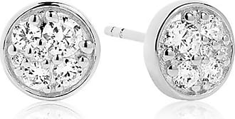 Sif Jakobs Jewellery Earrings Novara Piccolo with white zirconia